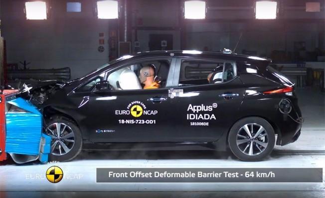 Nissan Leaf 2018 - Euro NCAP