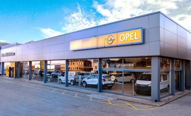 Concesionario de Opel