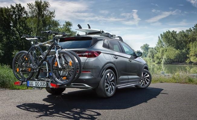 Opel Grandland X - accesorios