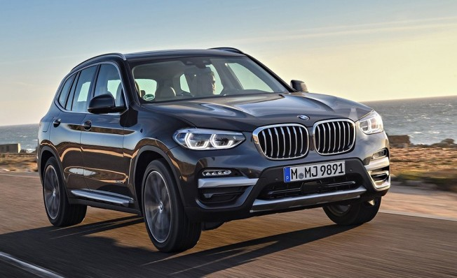 el nuevo bmw x3 2018 estrena la versi n business. Black Bedroom Furniture Sets. Home Design Ideas