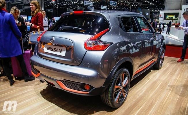 Nissan Juke 2018 - posterior