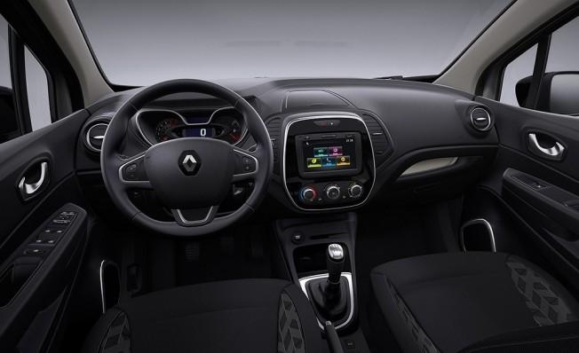 Renault Captur Limited - interior