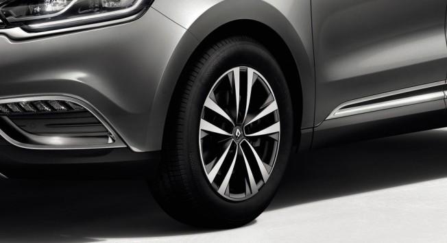 Renault Espace Limited - llantas
