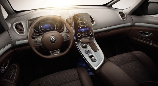 Renault Espace Limited - interior