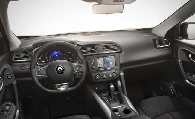 Renault Kadjar S-Edition - interior