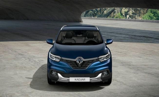 Renault Kadjar S-Edition - frontal
