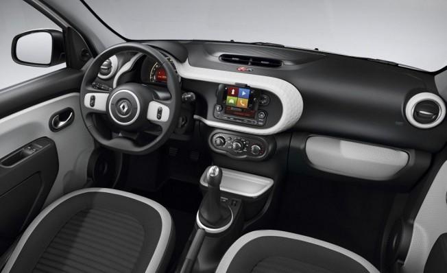 Renault Twingo 2018 - interior