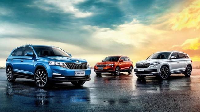 La gama SUV de Skoda en China