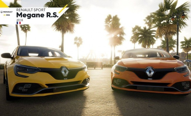 Renault Mégane RS - The Crew 2