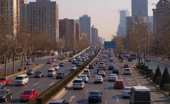 Ventas de coches en China en 2017