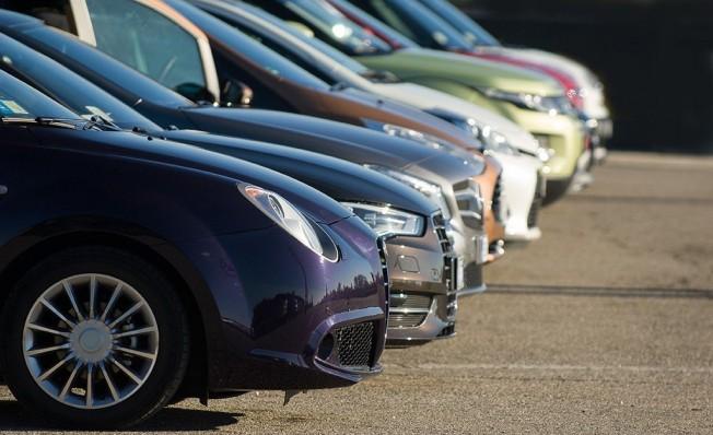Ventas de coches en España en 2017