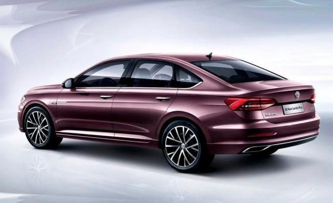 Volkswagen Lavida Plus - posterior