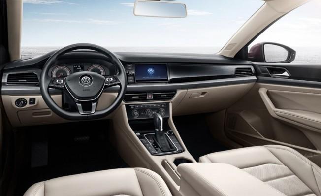 Volkswagen Lavida Plus - interior