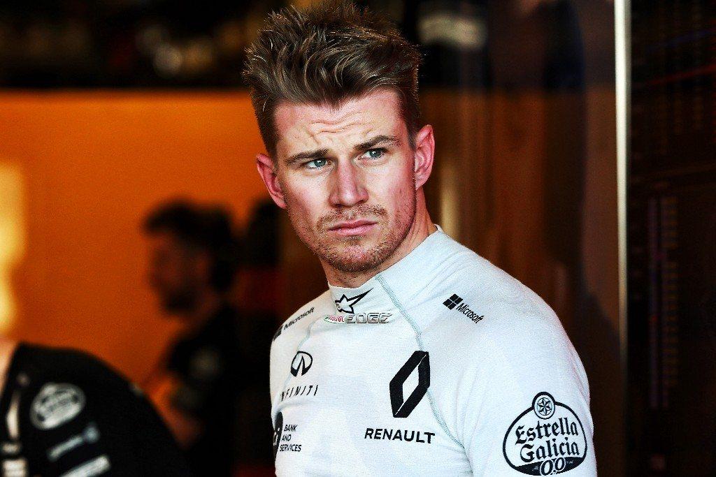 """Hülkenberg, decepcionado con el Renault: """"No estamos donde queríamos"""""""