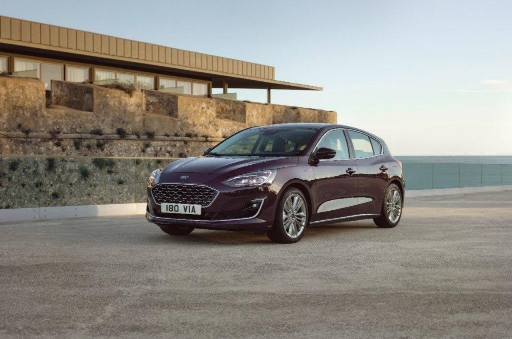 Nuevo Ford Focus Vignale, el lujo llega al compacto de la marca del óvalo azul