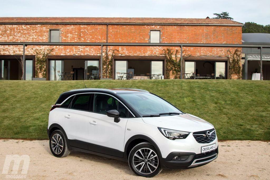 Opel CrossLand X o GrandLand X, la respuesta está en el tamaño