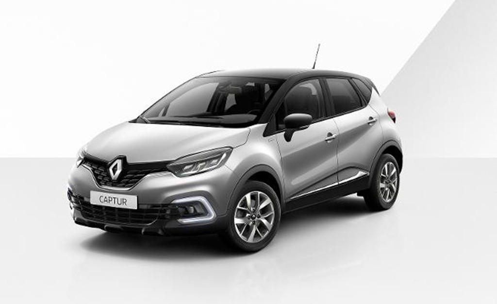 El Renault Captur incorpora a su gama el acabado Limited