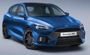 Ford Focus RS: así será la versión de 400 CV del Focus