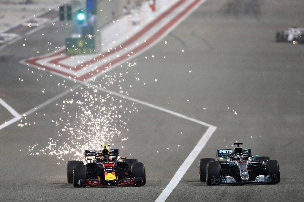 """Verstappen: """"Si yo hubiera tocado a Hamilton, los comisarios lo habrían estudiado"""""""