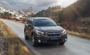La gama del Subaru Outback 2018 recibe el acabado Executive Plus S