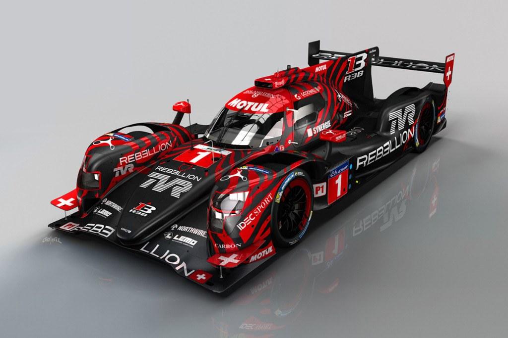 TVR se suma al proyecto LMP1 de Rebellion Racing