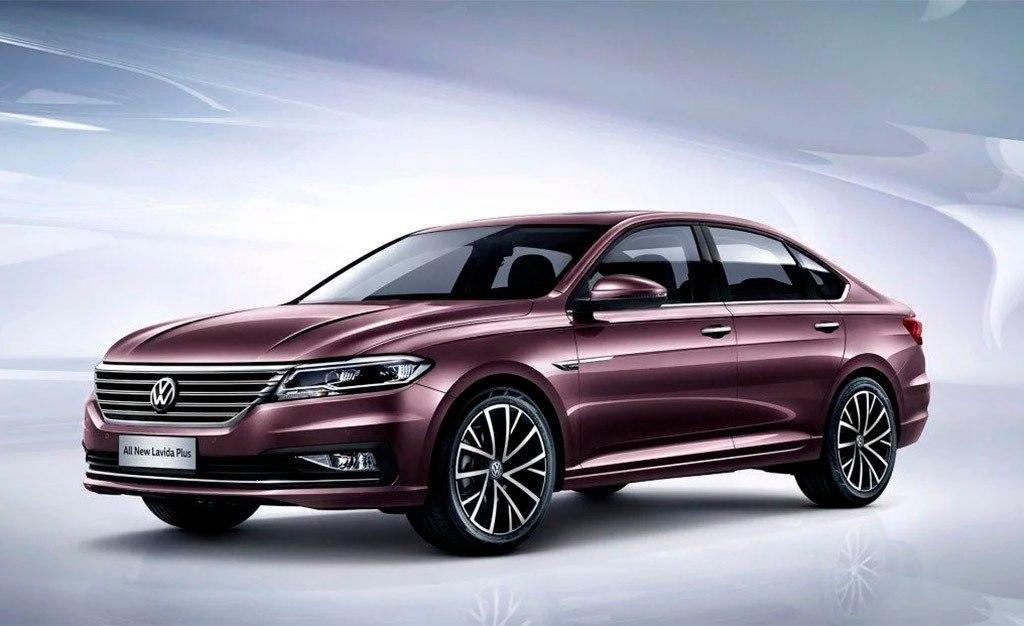 El nuevo Volkswagen Lavida Plus se presenta en China con una imagen familiar
