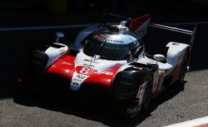 Toyota da la primera victoria a Fernando Alonso en el WEC