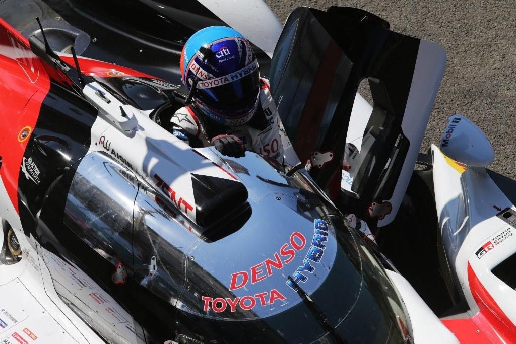 """Alonso saldrá segundo en Spa: """"Disfruté cada curva en la clasificación"""""""