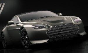 El nuevo Aston Martin V12 Vantage V600 es una mirada al pasado