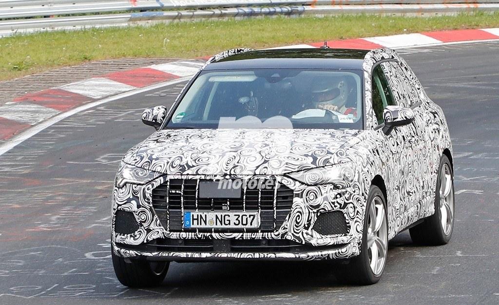 2018 - [Audi] Q3 II - Page 5 Audi-rs-q3-2019-fotos-nurburgring-201846621_1