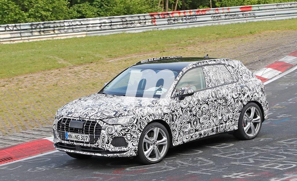 2018 - [Audi] Q3 II - Page 5 Audi-rs-q3-2019-fotos-nurburgring-201846621_3