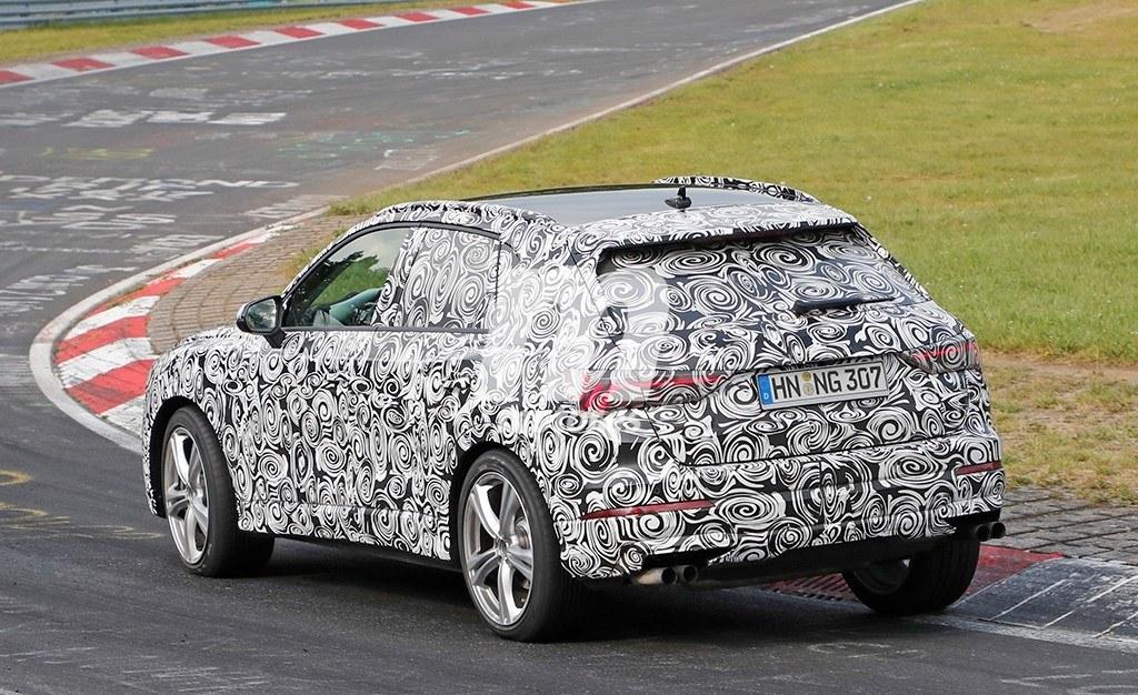 2018 - [Audi] Q3 II - Page 5 Audi-rs-q3-2019-fotos-nurburgring-201846621_8