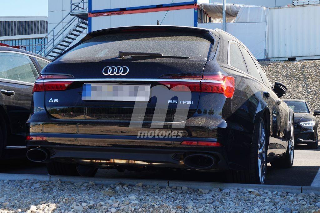 Primeras fotos espía del nuevo Audi RS 6 Avant que llegará a finales de 2019