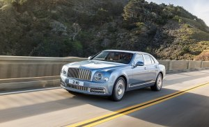Bentley no descarta que el sucesor del Mulsanne sea totalmente eléctrico