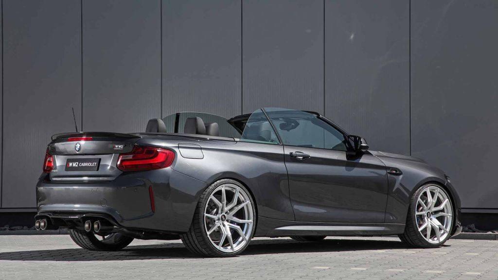 El BMW M2 Convertible que no verás en los concesionarios de la marca