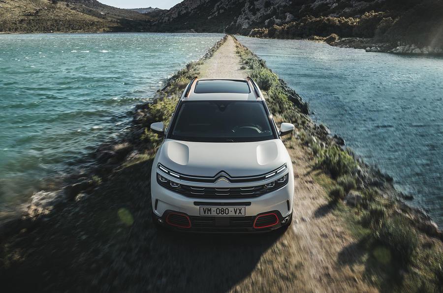 Citroën presenta el nuevo C5 Aircross que se venderá en Europa desde finales de año