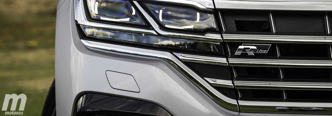 Prueba Volkswagen Touareg 2018, buque insignia con todas las de la ley
