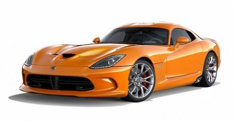 Nuevo informe apunta que el Dodge Viper regresará el año que viene