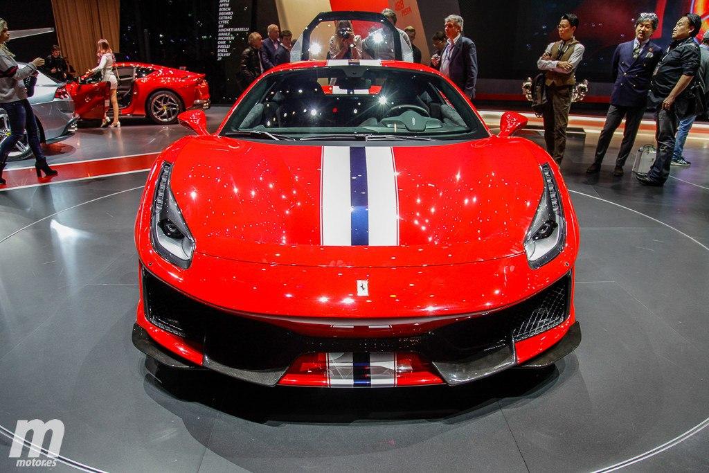 El Ferrari 488 Pista alcanza los 100 km/h en solo 2.26 segundos