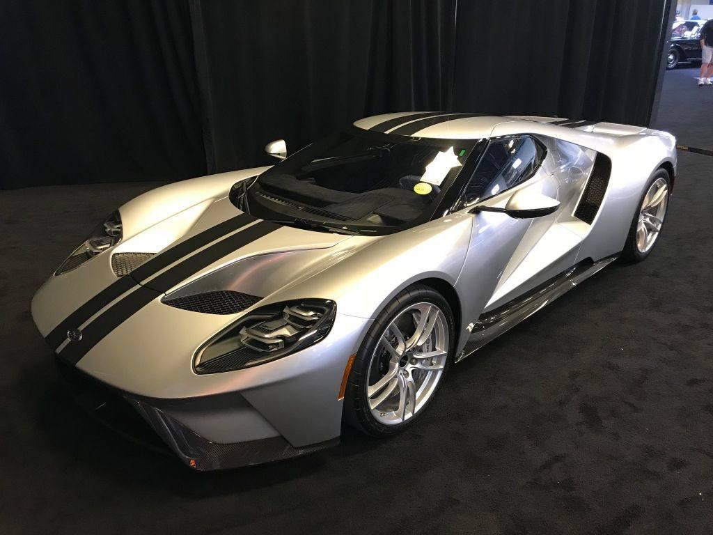 Ford GT 2017 subastado por 1.81 millones de dólares, ¿qué dirá Ford ahora?
