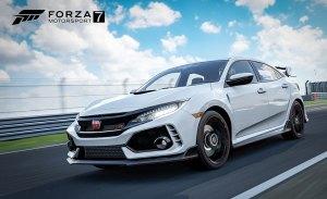 El Honda Civic Type R llega a Forza Motorsport 7 con la actualización de mayo