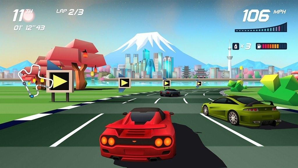 Horizon Chase Turbo ya está disponible para PlayStation 4 y PC