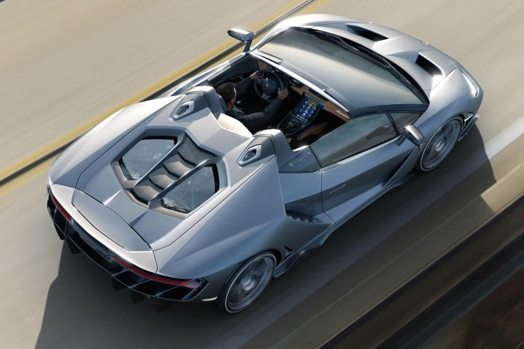 El Lamborghini Centenario sufre una llamada a revisión por una simple errata