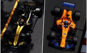McLaren y Renault siguen siendo los más consistentes del grupo intermedio