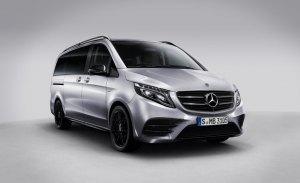 Mercedes iniciará las ventas del Clase V Night Edition a partir de junio en Alemania