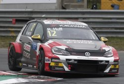 Rob Huff se anota la primera pole del WTCR en Zandvoort