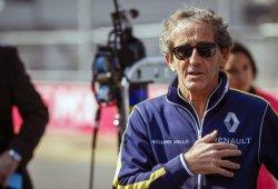 Alain Prost vende su parte del equipo e.Dams de Fórmula E