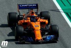 Alonso alcanza su primera Q3 con el 'nuevo' McLaren