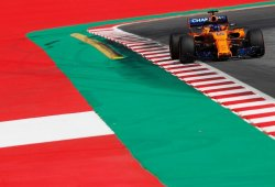 """Alonso, contento con las novedades del McLaren MCL33: """"Va mejor que antes"""""""