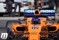 """Alonso sufre tras problemas en los frenos: """"Necesito más tiempo en el coche"""""""